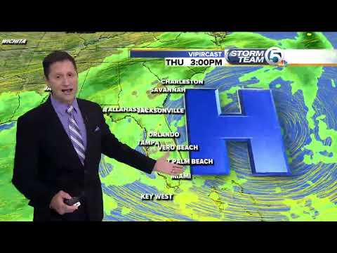 South Florida Tuesday morning forecast (9/25/18)
