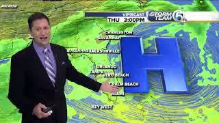 South Florida Tuesday morning forecast (9/25/18)