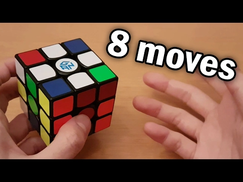 Rubik's Cube: 7 Tips For An Efficient Cross Every Solve (CFOP)