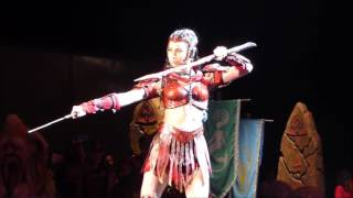 Encantadia 2016   Presenting the Sang'gres in their Warrior Costumes