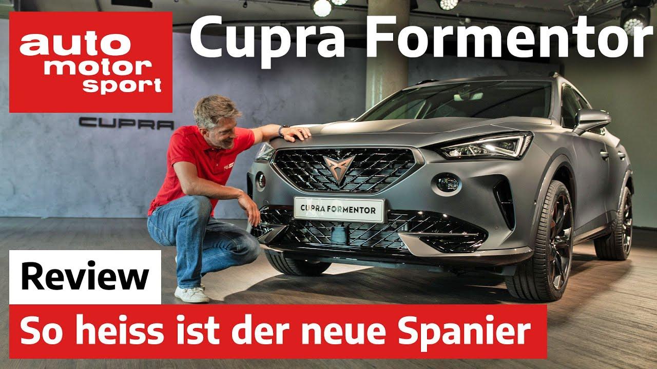 Cupra Formentor: Erste Sitzprobe im sportlichen Spanier – Review | auto motor und sport