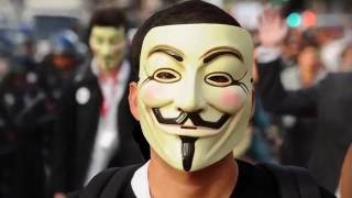 Anonymous Documentary - Имя нам легион. История хактивизма