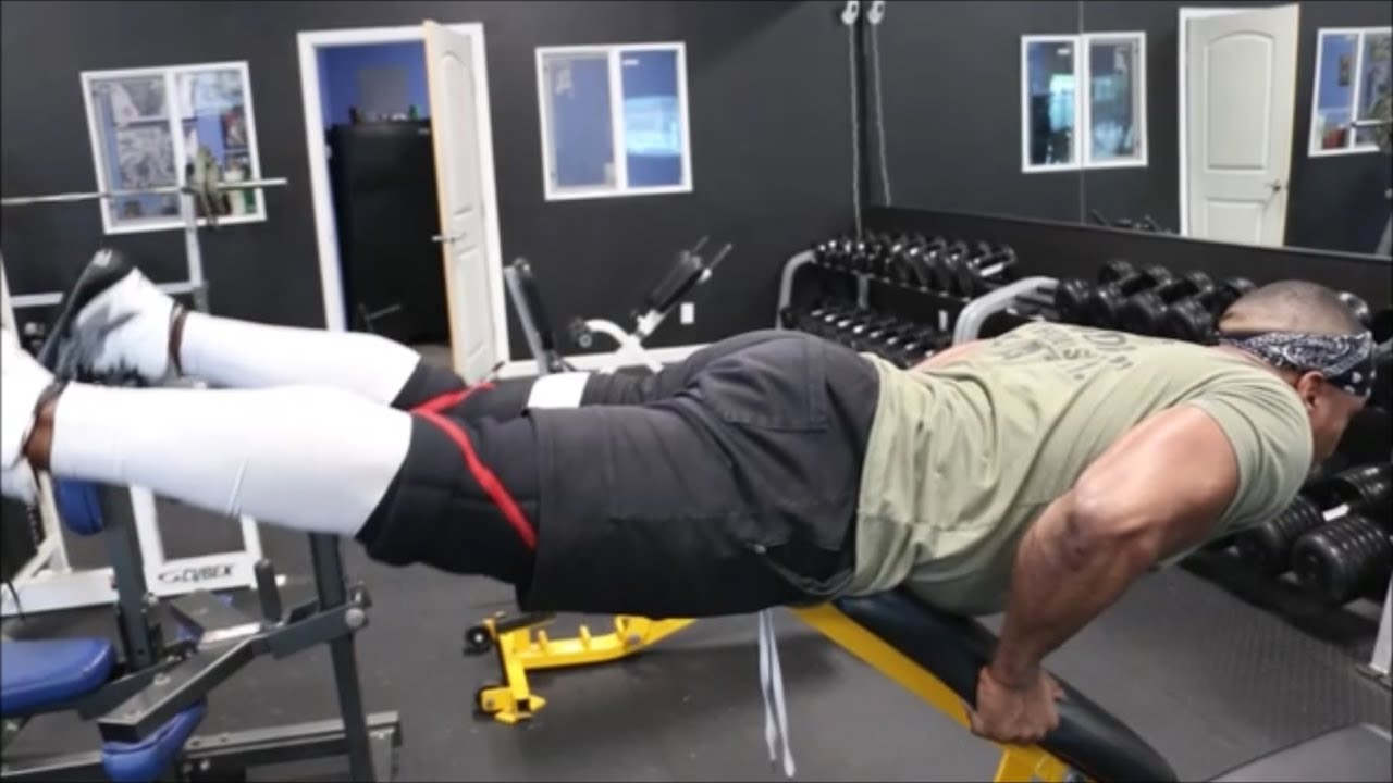 Leg Training With Lower Back Issues | With Form Advice & Warm Ups
