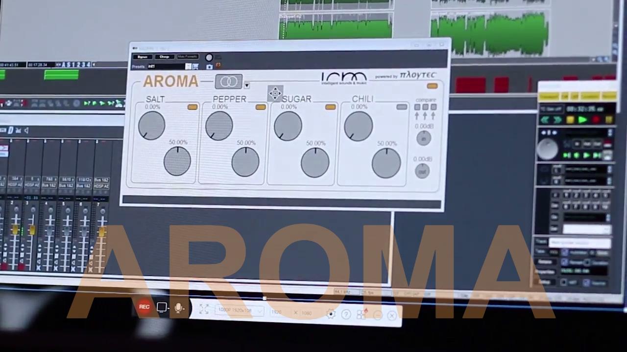Ploytec and intelligent sound & music present Aroma - Gearslutz