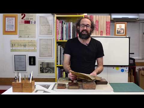 Tipos de libros y estilos de encuadernaciones. Escuela Online de Encuadernación de Eduardo Tarrico.