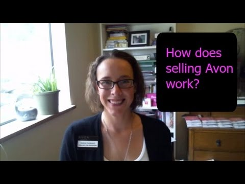 How Does Selling Avon Work?