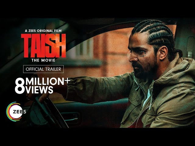Taish Movie | Official Trailer | A ZEE5 Original Film and Series | Streaming Now on ZEE5
