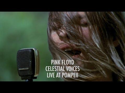 Pink Floyd  Celestial Voices  at Pompeii