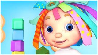 الدنيا روزي - هاتسوو   رسوم متحركة للاطفال   كارتون   Arabic cartoons for children   Baraem TV