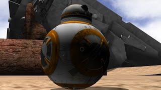 Semineri kendi BB oluşturma-Gazebo Bölüm 8 robot 2
