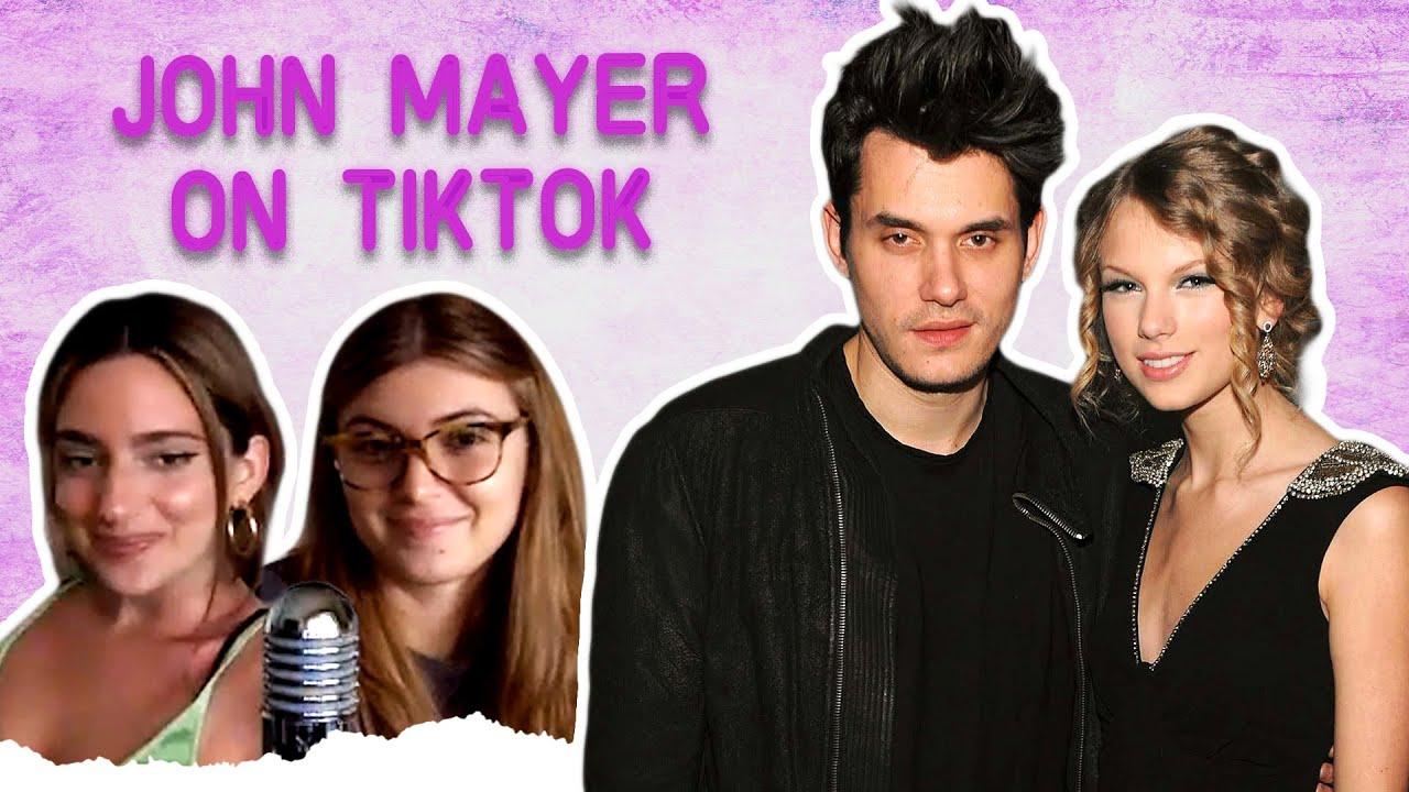 John Mayer on TikTok + Meghan Markle vs Buckingham Palace - Chicks in the Office 3/5/21