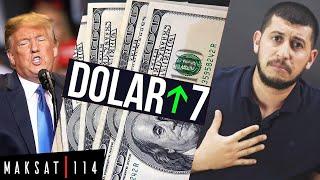 Dolar Neden Yükseliyor ? - Türkiye Batıyor mu? - Dolar 7 ' yi Bulur Mu ? - Serkan Aktaş