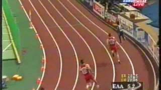 Wiedeń 2002 HME Mistrzostwo Europy Marcina Urbasia