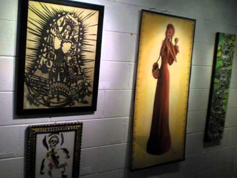 Day of the Dead Exhibition at the Missing Peace Art Space