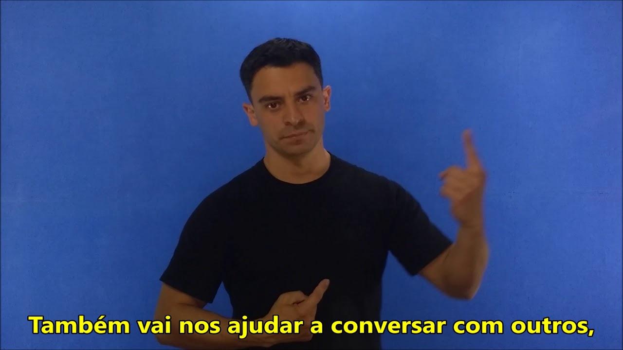 A importância de estudar. Com áudio e legenda em português.
