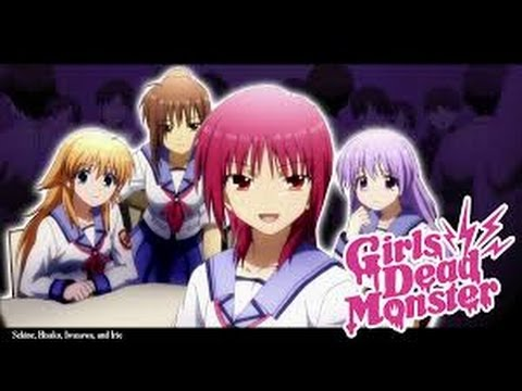 Top 15 songs of Girls Dead Monster. It's my top, so don't rate it bad just because your favorite song isn't on first place of top list. Just relax and enjoy GirlsDeMo!