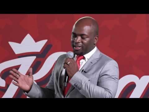 Solly Msimanga: Keynote Speaker at Lifework Pretoria 2017 Launch