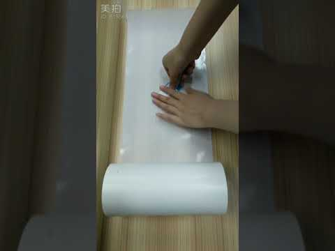 silicone coated release paper
