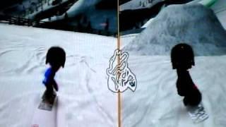 We Ski and Snowboard Walkthrough Part 2 - Gazelle Step