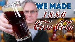 🔵 We Made 1886 Coca Cola Recipe
