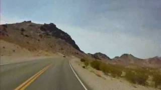 Ride OF Your Life - riding through Death Valley