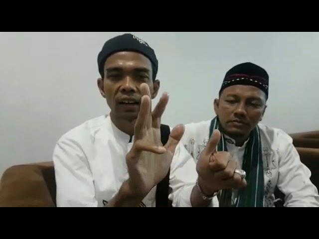 Dukungan Ustad Abdul Somad(UAS) untuk Waled Husaini (Wakil Bupati Aceh Besar)