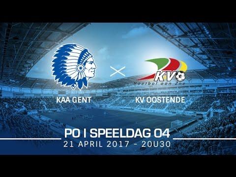 Samenvatting KAA GENT - KV Oostende (SP4 - PO1)