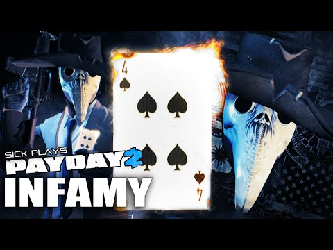 payday 2 how to easily get infamy