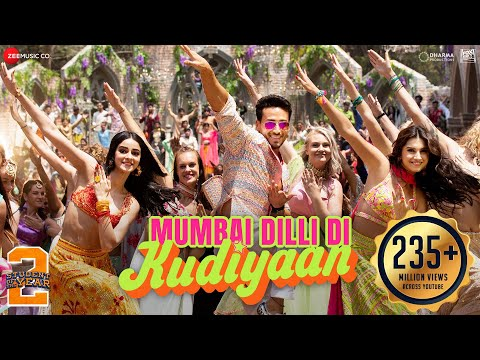 Mumbai Dilli Di Kudiyaan Video Song - Student Of The Year 2