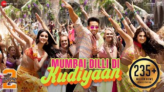 Mumbai Dilli Di Kudiya | Student Of The Year 2