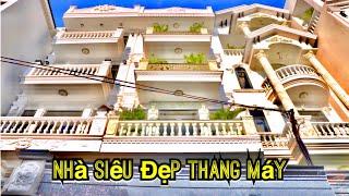 06/ Bán Nhà Tân Bình.4,25x25m 4,5 Lầu MiNi Phố Siêu Đẹp Thang Máy Tích Hợp Sang Trọng Đẳng Cấp 2020
