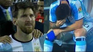 Relator Argentino Enojado -Penales de Argentina va Chile | Final de la Copa América Centenario
