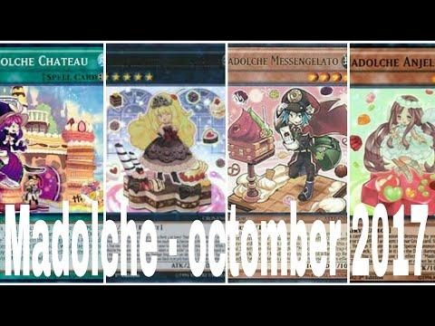 Link] Madolche deck profile - octomber 2017 (duels/decklist