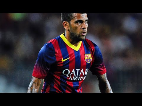 Daniel Alves Out - Dani Alves Of Brazil Ruled Out Of World Cup 2018