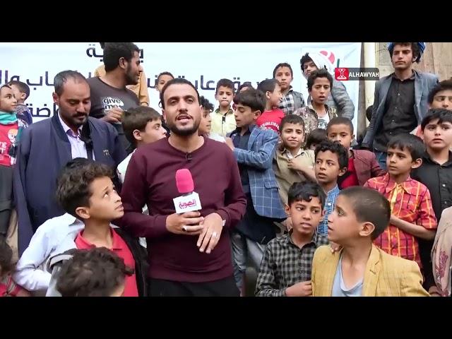 كأس الحارة | فريق الشهيد الأكوع مع فريق الشيهد العبادي من صنعاء القديمة | الحلقة 5 |قناة الهوية