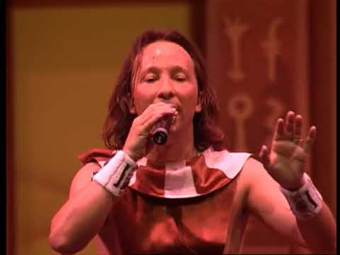 DJ BoBo - EVERYBODY ( World In Motion Tour 1997 )