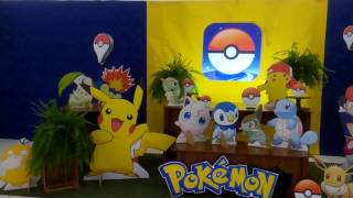 Festa Pokemon Go