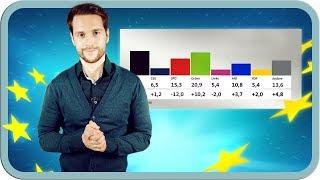 Europawahl vorbei! Und jetzt? Rezos Auswirkung + Ergebnisse! | #analyse