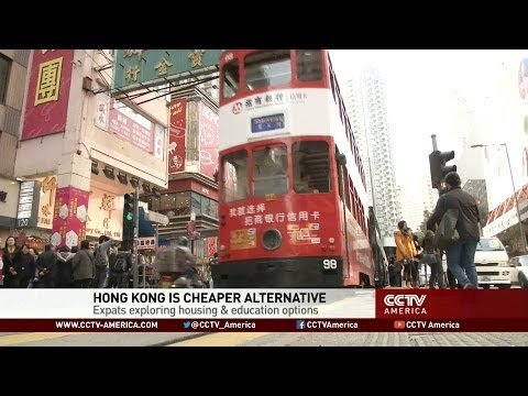 For expats, Hong Kong offers cheaper living expenses