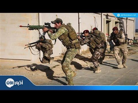 تكثيف عمليات مطاردة داعش في العراق  - نشر قبل 3 ساعة