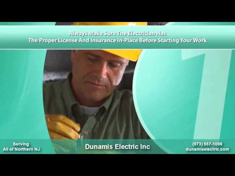 Dunamis Electric Inc - Electrical Contractors in West Milford, NJ