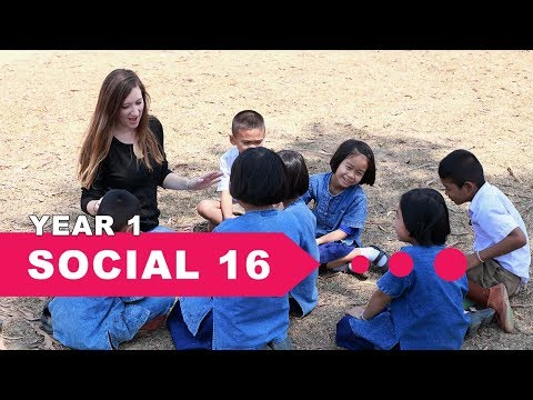 Year 1 Social Studies, Lesson 16, Taking Care of the Environment – Recycling
