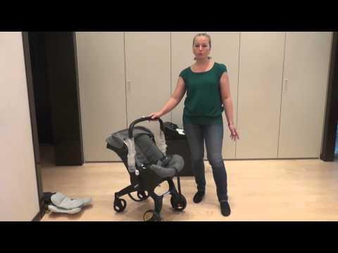 Doona коляска-автокресло