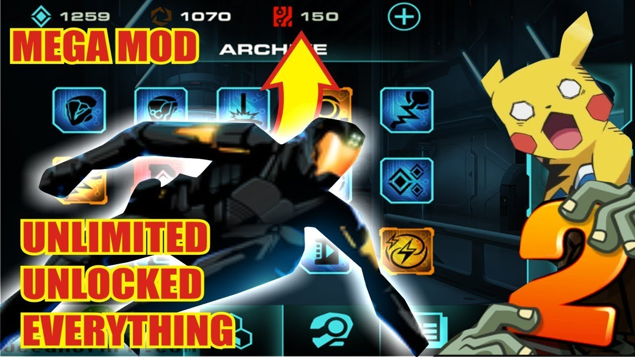 Download Vector 2 Mod Apk 1 1 1 Unlocked Unlimited Everything by Stock Mod