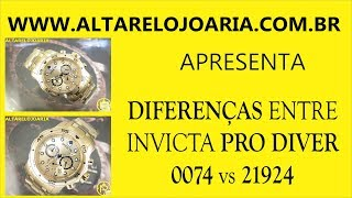 Video 🌟 Relógio Invicta Pro Diver Cronografo  Plaque Ouro  0074 x 21924 2017  VD53  📞Whats  16 981142823 download MP3, 3GP, MP4, WEBM, AVI, FLV Juli 2018