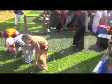 Rowad American College in Cairo :Eid El Adha 2013