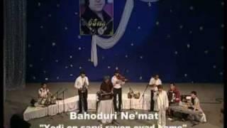 BAHODUR NEMATOV – YODI SARVI RAVON OYAD HAME