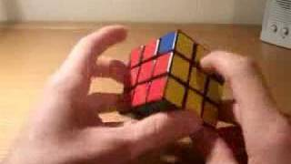 How to solve a Rubik's Cube (Part Two) thumbnail