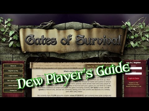 Gates of Survival: New Players Guide