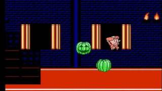 TAS Pizza Pop! NES in 9:34 by Randil